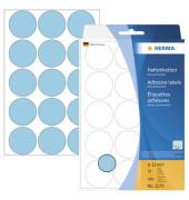 Markierungspunkte 2273 blau Ø 32mm 480 Stück