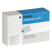 Etiketten GRÜN RUND für DP1 2765 Ø 32 mm 5000 Stück für Druckmaschinen