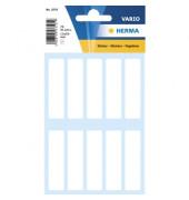 Etiketten 3737 13 x 50 mm weiß 70 Stück VARIO