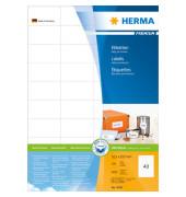 Etiketten 4461 52,5 x 29,7 mm weiß 4000 Stück Premium