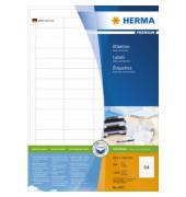 Etiketten 4607 48,3 x 16,9 mm weiß 12800 Stück Premium
