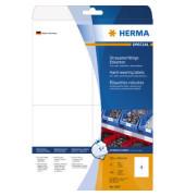 Etiketten 4697 105 x 148 mm weiß Folie 100 Stück strapazierfähig