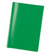 Heftschoner 7485 transparent grün A5