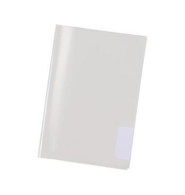 Heftschoner Hefthüllen A4 farblos nicht klebend