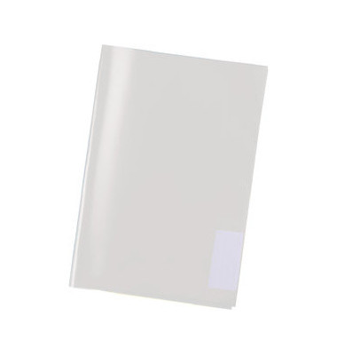Heftschoner 7490 A4 Folie transparent farblos