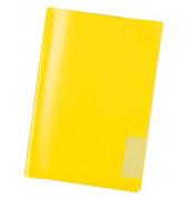 Heftschoner 7491 A4 Folie transparent gelb
