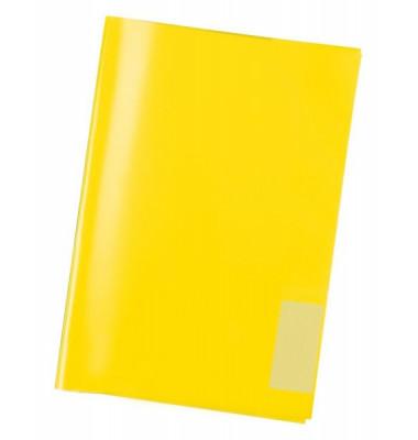 Heftschoner 7491 transparent gelb A4