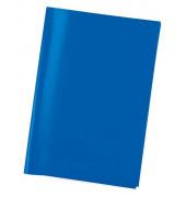 Heftschoner 7493 A4 Folie transparent dunkelblau