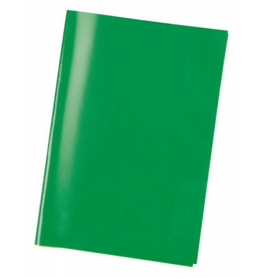 Heftschoner 7495 transparent grün A4