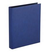Foto-Ringalbum Dessin 240 blau 265 x 315mm classic