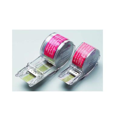 Heftklammerkassette 6308, Rexel Nr. 5000, verzinkt, Heftleistung 2-30 Blatt max., 5000 Stück
