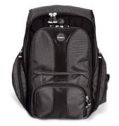 Notebookrucksack Contour schwarz bis 15,6 Zoll