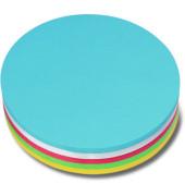 Moderationskarten Kreise Ø 19cm farbig sortiert 250 Stück