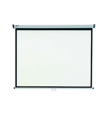 Roll-Leinwand 175 x 132,5cm 6,53kg weiß