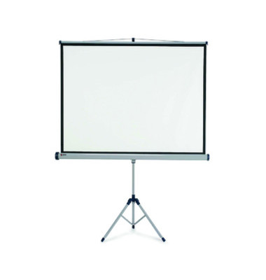 Stativ-Leinwand 175 x 132,5cm 7,97kg weiß