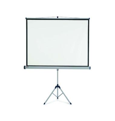 Stativ-Leinwand 200 x 151,3cm 11,13kg weiß