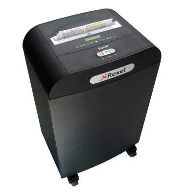 Aktenvernichter RDX2070 schwarz Partikelschnitt 4x 45mm bis 21 Blatt