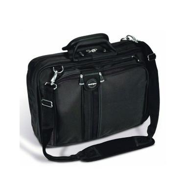 Notebooktasche Contour schwarz bis 15 Zoll