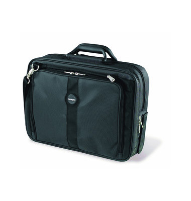 Notebooktasche Contour Pro schwarz bis 17 Zoll