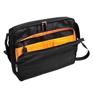 """Notebooktasche Exactive für Laptop 15,6"""""""", schwarz, Magnetverschluss"""