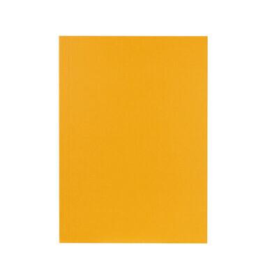 Aktendeckel 80004146 A4 RC-Karton 250g gelb