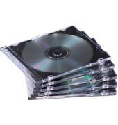 Hüllen CD/DVD 98316 Slimline 25 St
