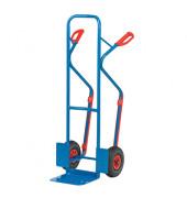Sackkarre B1330L tragfähig bis 300kg blau 32x25cm Stahl