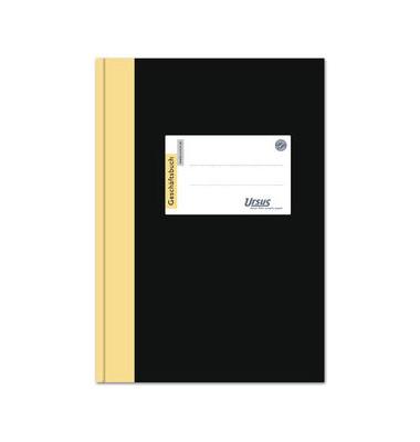 Geschäftsbuch 608381 A5 kariert 80g 144 Blatt 288 Seiten