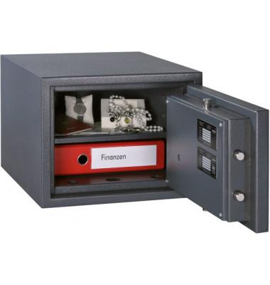 Papiersicherungsschrank PAPER STAR LIGHT 2 Sicherheitsschloss 32,5 x 43 x 45cm grau