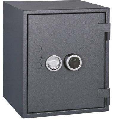 Papiersicherungsschrank PAPER STAR LIGHT 4 Sicherheitsschloss 60,5 x 50,5 x 45cm grau