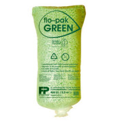 Paket-Füllmaterial  9643 Green Polystyrolchips grün 400 Liter