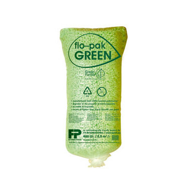 Füllmaterial Flo-Pak Green grün 400 L
