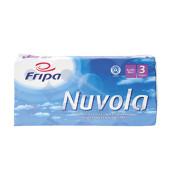 Toilettenpapier Nuvola 1200801 3-lagig 8 Rollen