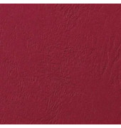 Umschlagkarton LeatherGrain CE040030 A4 Karton 250 g/m² dunkelrot Lederstruktur 100 Stück