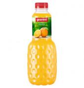 6x 1,0 L Orangensaft orange