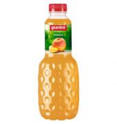 6x 1,0 L Pfirsichsaft orange