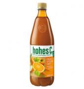 6x 1 L hohes C Frühstückssaft orange