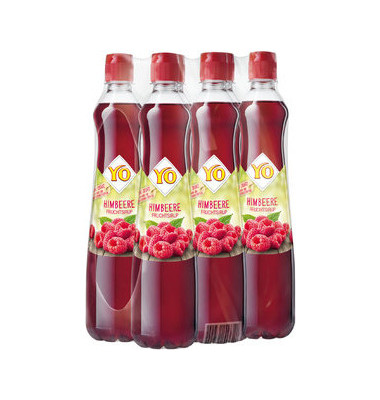 Sirup Himbeer rot 6x 0,7L