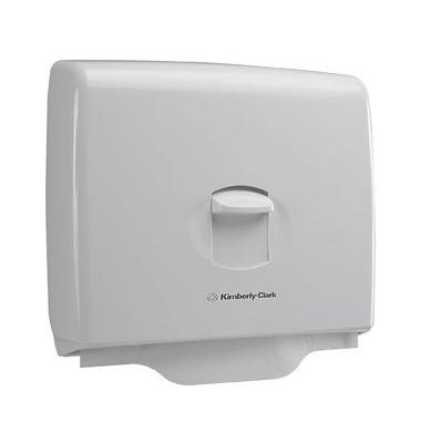 Spender f.Toilettensitzauflage weiß