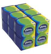 Kosmetiktücher 3-lg.würfelbox weiß 20x20cm 56 St