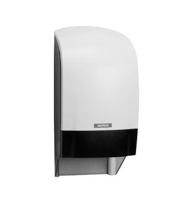 System Toilettenpapierspender weiß