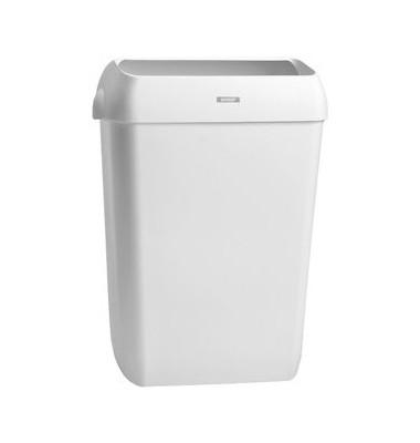 Mülleimer 50 Liter weiß