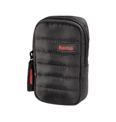 Kameratasche Syscase 60G schwarz 6x2,5x10,5cm Polytex