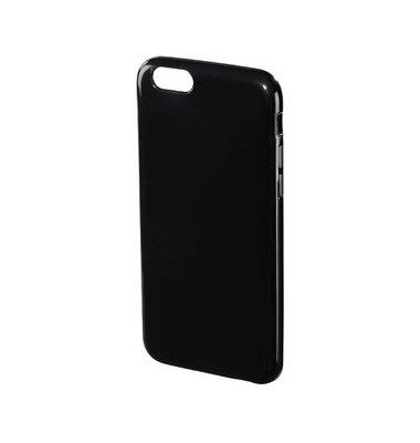 Cover Crystal f.iPhone 6/6s schwarz