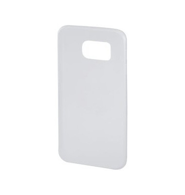 Handy-Cover Ultra Slim Galaxy7 weiss 0,4mm Kunstst.