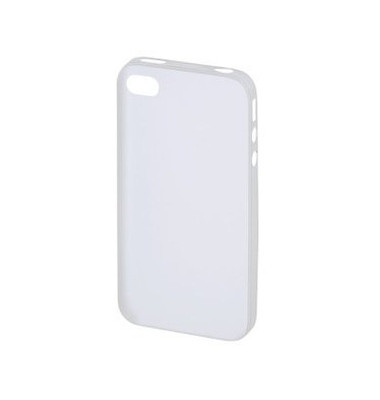 Handy Cover Slim f.iPhone 4/4S transp. Kunstst.