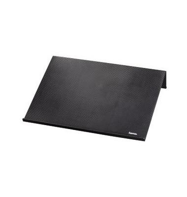 Notebook-Stand in Carbonoptik schwarz bis 18,4Zoll