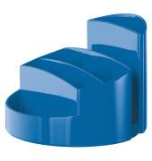 Schreibtisch-Köcher Rondo blau