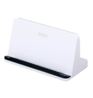 Tabletständer smart-Line weiß Maße: 135 x 72 x 74 mm