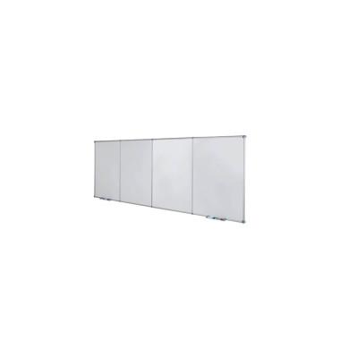 Whiteboard MAULpro Grundmodul 90 x 120cm kunststoffbeschichtet Aluminiumrahmen